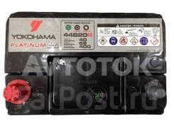 Yokohama Batteries. 40А.ч., Прямая (правое)
