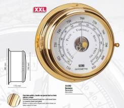 Барометр XXL (полиров.латунь) 280х190х115 мм