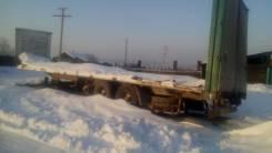 General Trailers. Полуприцеп general trailers, 20 000кг.