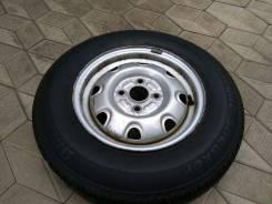Продам R13 165/80 комплект летних колес Bridgestone.