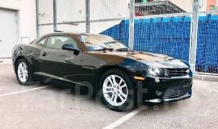 Chevrolet Camaro. автомат, задний, 3.6 (326л.с.), бензин, 49тыс. км. Под заказ