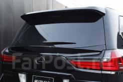 Спойлер на заднее стекло. Lexus LX450d Lexus LX570, URJ201, URJ201W Двигатель 3URFE