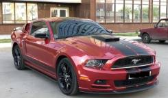 Ford Mustang. механика, задний, 3.7 (309л.с.), бензин, 33тыс. км. Под заказ