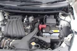Корпус воздушного фильтра. Nissan Tiida Latio