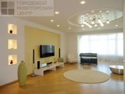 4-комнатная, улица Посьетская 29б. Центр, проверенное агентство, 163кв.м. Интерьер