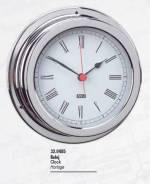 Часы (полиров. и хромир. латунь) 150х120х45 мм