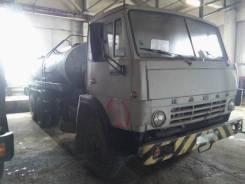 КамАЗ 53213. Автогудронатор на шасси Камаз 53213, 3 000куб. см., 5 000кг.