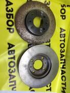Диск тормозной. Kia Rio, QB, UB Hyundai Solaris, RB Двигатели: G4FA, G4FC, G4FD, G4FG