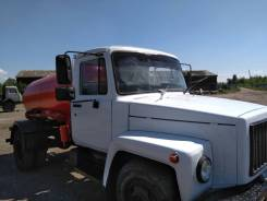 ГАЗ 3307. Ассенизатор Газ 3307