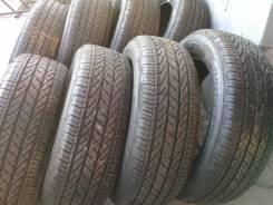 Bridgestone Dueler H/T. летние, 2013 год, б/у, износ до 5%