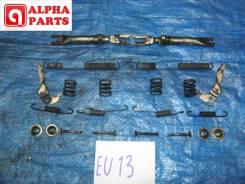 Пружинки колодок Nissan Bluebird U13, задний