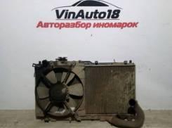 Вентилятор охлаждения радиатора. Kia Mentor Kia Spectra Kia Shuma Kia Sephia