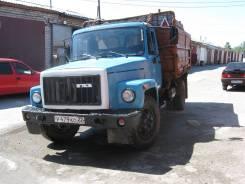 САЗ. Продаётся самосвал ГАЗ 33507 б. у. ХТС в г. Бийске Алтайского края., 4 000кг.