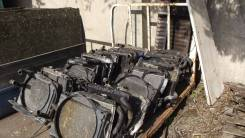Радиатор охлаждения двигателя. Toyota ToyoAce, LY161 Toyota Hiace, LY161 Toyota Dyna, LY161 Nissan Atlas, P4F23, P8F23