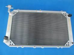 Радиатор охлаждения двигателя. Nissan Safari, VRGY60, VRY60, WGY60, WRGY60, WRY60, WYY60 Двигатели: RD28T, TB42E, TD42, TD42T