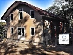 Продаётся здание под бизнес вдоль трассы на повороте на Седанку. Улица Мусоргского 13, р-н Седанка, 1 820кв.м. Дом снаружи