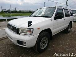 Nissan Terrano. автомат, 4wd, 3.3, бензин, 132тыс. км, б/п, нет птс. Под заказ