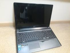"""Acer. 15"""", 2,3ГГц, ОЗУ 4096 Мб, диск 160Гб, WiFi, аккумулятор на 1ч."""