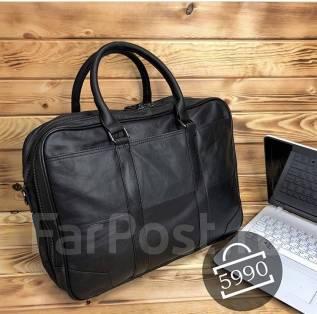 1bf19fdf497e Мужская сумка из натуральной кожи Perfect Rhombus - Аксессуары и ...