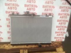 Радиатор охлаждения двигателя. Nissan: Wingroad, Bluebird Sylphy, AD, Tiida, Almera Двигатель MR20DE