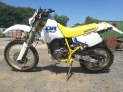 Suzuki. 250куб. см., исправен, без птс, без пробега