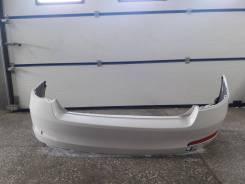 Бампер задний на Skoda Octavia (Шкода Октавия 2015г. в. )