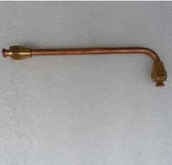 Трубка топливная Cummins NTA855 4914261 3165657