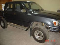 Toyota Hilux Pick Up. механика, 4wd, 2.8 (92л.с.), дизель