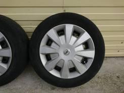Комплект Колес на 15. 4*100 Bridgestone B391 185/65 R15