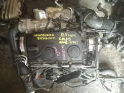 Двигатель в сборе. Skoda Octavia, 1Z, 1Z3, 1Z5 Volkswagen: Jetta, Touran, Golf Plus, Golf, Passat Audi A3, 8P1 Двигатель BLS