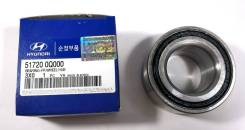 Подшипник передней ступицы 517200Q000 (51720-0Q000) Avante, Elantra, Cerato, Ceed, i30 ix20 Оригинал