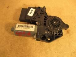 Моторчик стеклоподъемника. Volkswagen Golf, 5K1 Двигатели: BLS, BMM, BMN, BSE, BSF, BUB