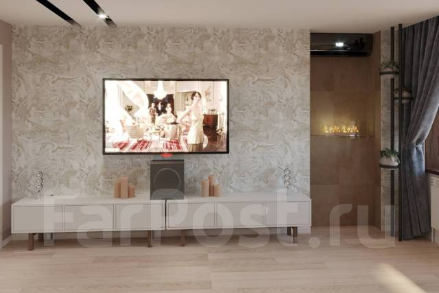Дизайн интерьера. Визуализация, планировка, подбор мебели = 800р кв. м.