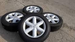 "Зимние колёса Nissan Murano 225/65R18 Yokahama. 7.0x18"" 5x114.30 ET40"