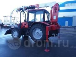 МТЗ 92П. АГП ВИПО12-01 на шасси трактора в Москве, 12,00м.