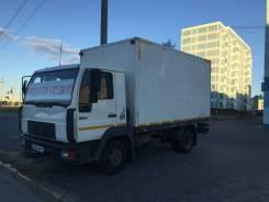 MAN 8. Продается грузовой фургон ,163, 4 580куб. см., 3 000кг.