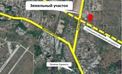 Земельный участок промышленного назначения. 9 897кв.м., собственность, электричество, вода, от частного лица (собственник)