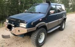 Nissan Mistral. R20, TD27B