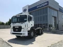 Hyundai HD1000. Тягач Hyundai HD-1000, 11 000куб. см., 6x4
