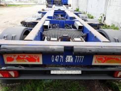 Renders. Продаю полуприцеп контейнеровоз, 39 000кг.