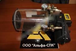 Автоматическая маслостанция бетоносмесителя