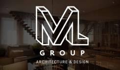 """""""ML Group"""" - Студия дизайна и архитектуры."""