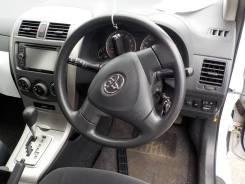 Блок управления климат-контролем. Toyota Corolla Fielder, NZE144, NZE144G