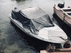 Крым. 1987 год год, длина 4,70м., двигатель подвесной, 40,00л.с., бензин