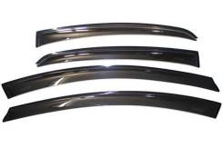 Дефлекторы и ветровики. Kia cee'd, JD Двигатели: D4FB, D4FC, G4FA, G4FD, G4FJ