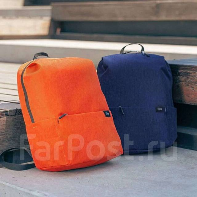 Рюкзак Xiaomi Mi Colorful Mini Backpack Bag - Оригинал - Рюкзаки и ... b09f27be147b5