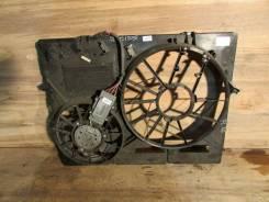 Вентилятор охлаждения радиатора. Volkswagen Touareg, 7L6, 7LA Audi Q7 Двигатели: AXQ, AYH, AZZ, BAA, BAC, BAN, BAR, BHK, BHL, BJN, BKJ, BKL, BKS, BKW...