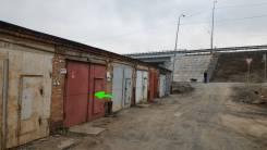 Гаражи кооперативные. улица Космонавтов 13, р-н Тихая, 18кв.м., электричество, подвал.