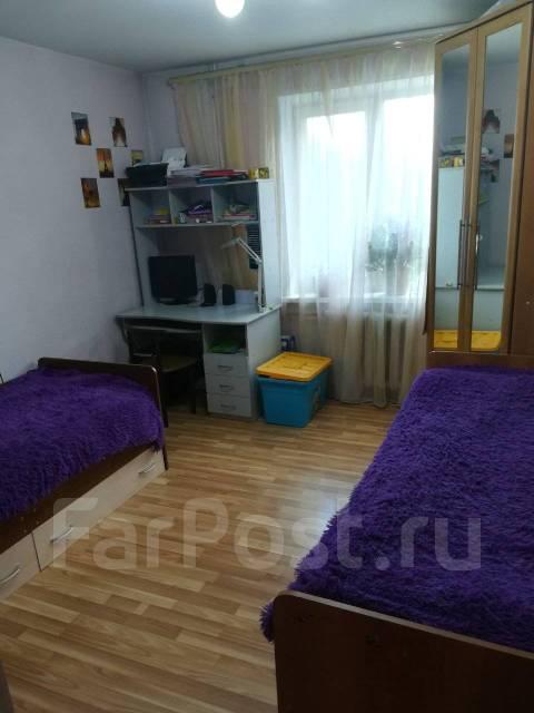 2-комнатная, улица Первомайская 24. Ж/д вокзал, частное лицо, 55кв.м.