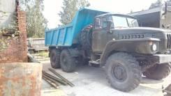 Урал 4320. Самосвал, 8 000куб. см., 18 000кг., 6x6